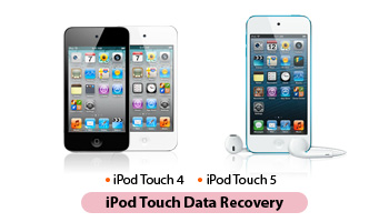 iPod touch data recovery